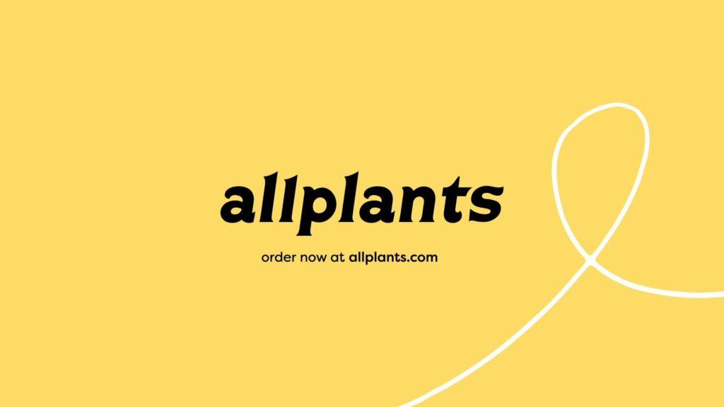 allplants advert