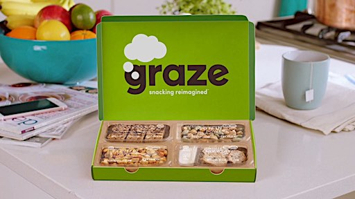 Graze TV Advert