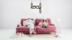 TV advertising costs for Loaf TV Advert