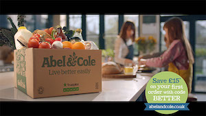 Abel and Cole TV Advert